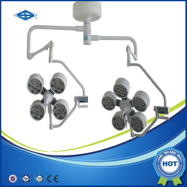 Ceiling Type Double Head LED Operation Surgical Lights (YD02-LED4+5)