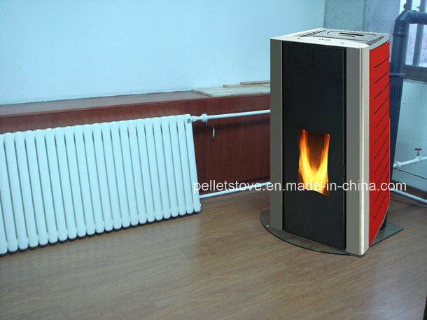 18kw Indoor Using Pellet Water Stove