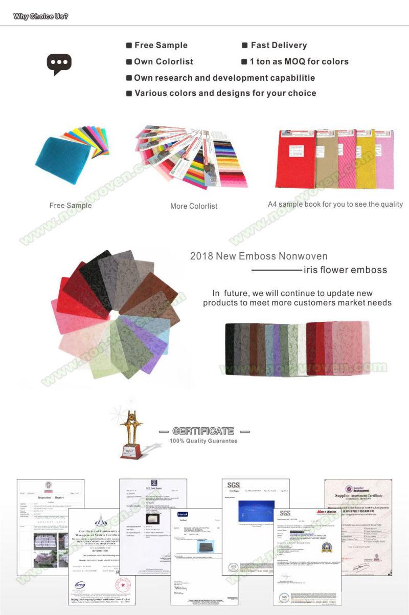 Disposable Spunbond Nonwoven Table Cloth