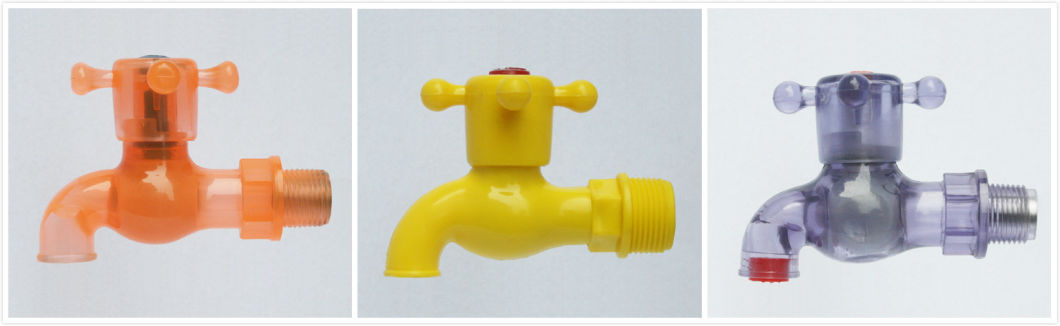 Plastic Wall Mounted Kitchen Faucet
