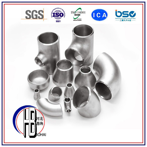 ASTM A234 Carbon Steel Equal Tee Butt Weld Fittings