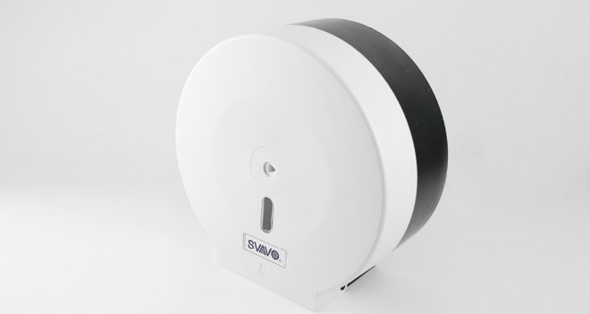 Jumbo Bath Tissue Dispenser Toilet Paper Dispenser