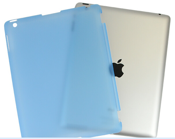 Grind Arenaceous Ultra-Thin Back Shell of The iPad2 / 3/4 The iPad Air The Perfect Partner