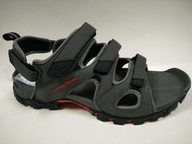 Summer Fashion Design Leather Sandals Men's Shoes