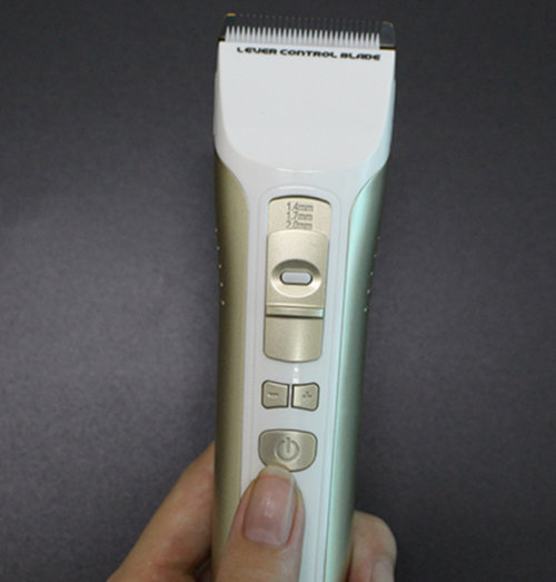 LED Display Rechargeable Hair Clipper