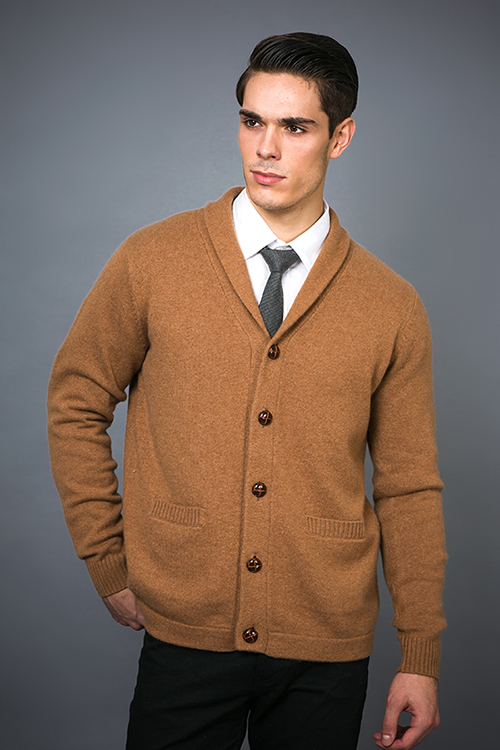 Men's Fashion Cashmere Sweater 17brpv081