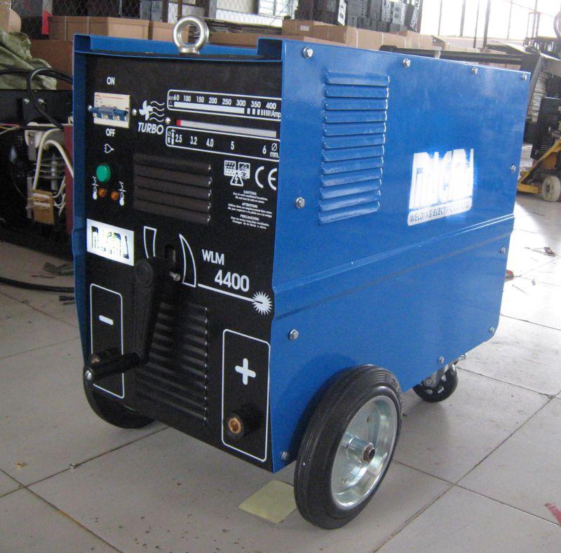 Transformer DC Welder Arc MMA Welding Machine