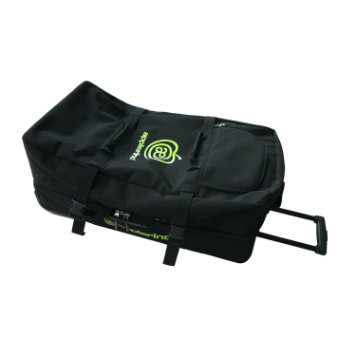 Custom Wholesale Luggage Wheeled Travel Trolley Bag