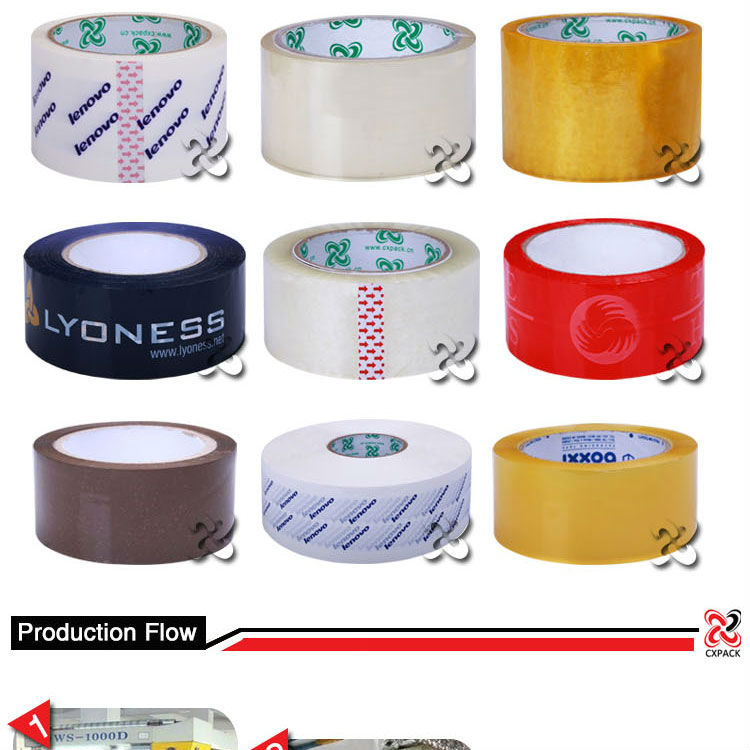 bespoke printed packaging tape