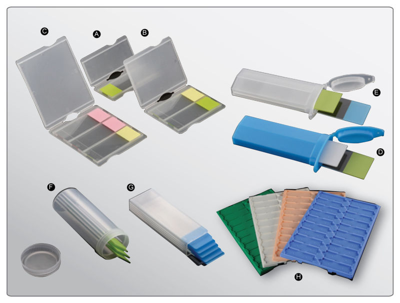 Plastic Tray, Mailer & Wallets