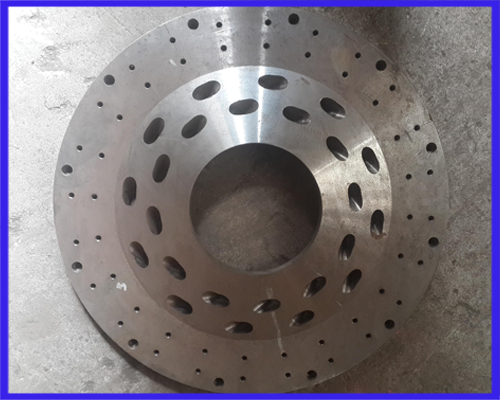 Open Die Forgings Stainless Steel Machined Flanges