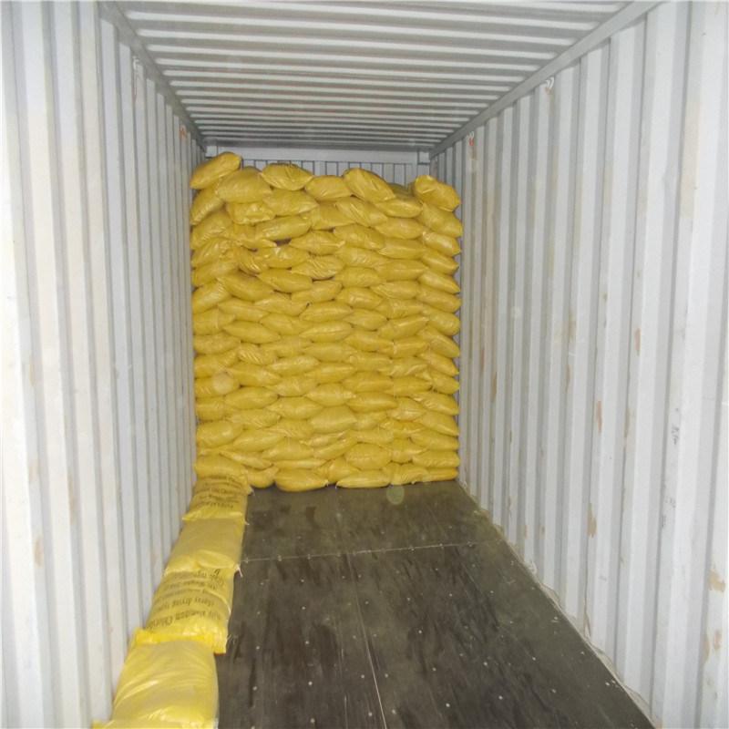 Polyaluminium Chloride 30% Yellow Powder for Textile Water Treatment
