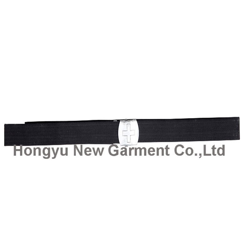 Military Webbing Nylon/PP Belt with Buckle (HY-WB010)