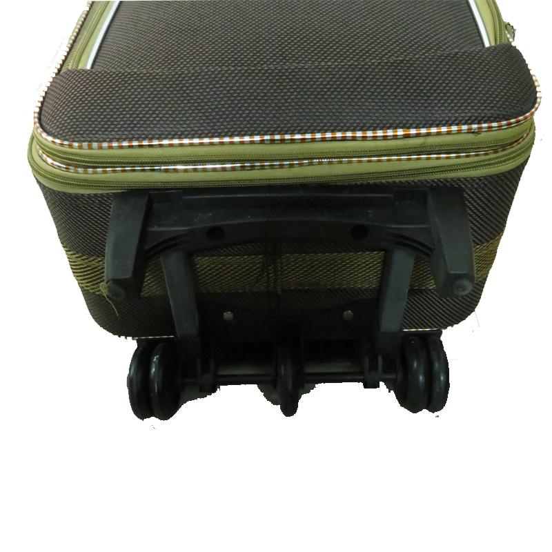 Popular Trend CKD Type Cheap 3 Piece Set Trolley Case