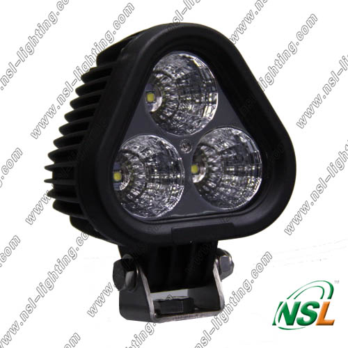 30W LED Work Light, Top CREE LED Driving Light, 12V Headlight