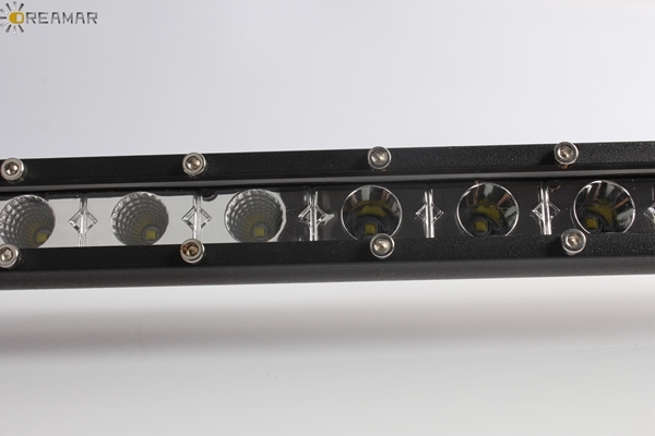 37inch CREE Mini Single Row LED Light Bar for Offroad 4X4, IP68 Ce Certification