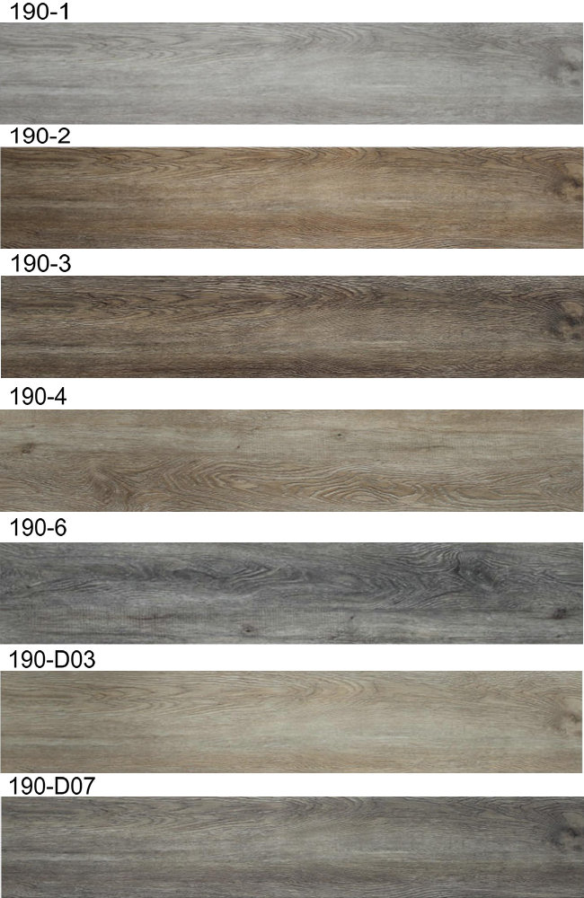 Click PVC Lvt Vinyl Flooring