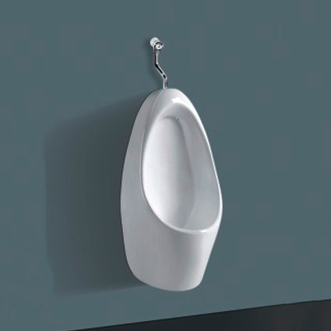 Bathroom Gravity Flushing Ceramic Male Small Used Urinals for Sale