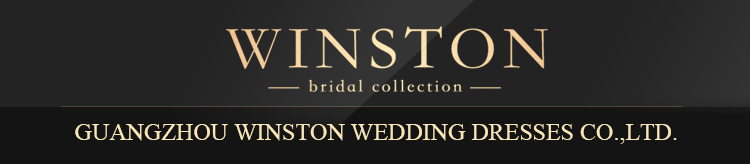 Luxury Dubai Wedding Dress for Bridal