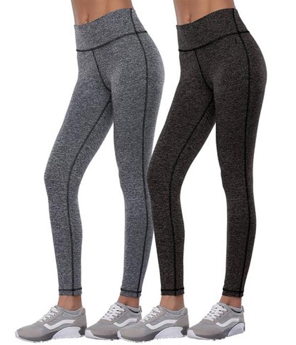 Women's Activewear Yoga Pants High Rise Workout Gym Spanx Tights Leggings