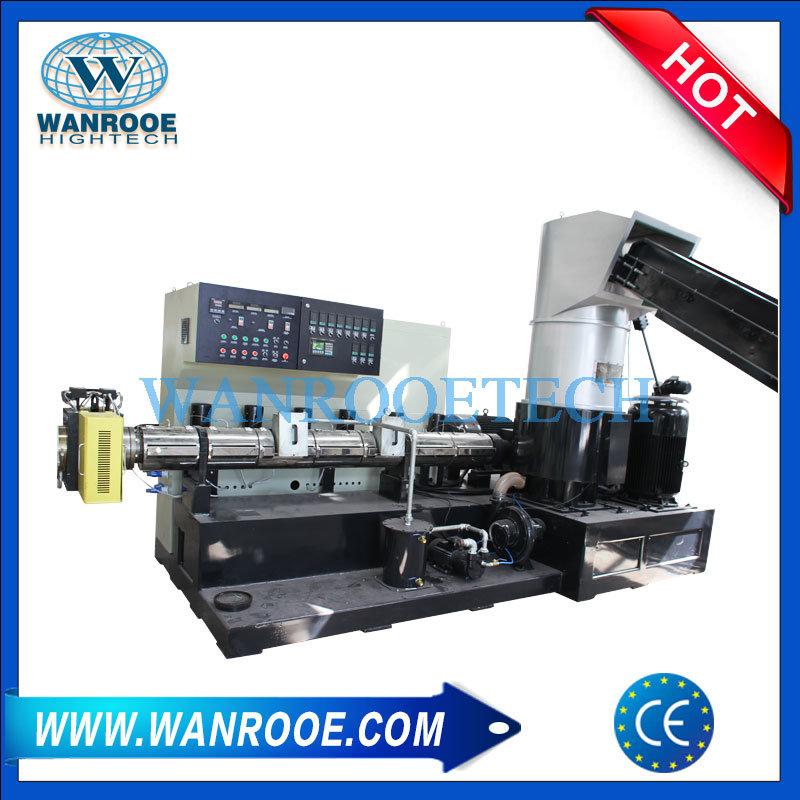 Good Price High Quality Single Stage Plastic Film Granulating Machine