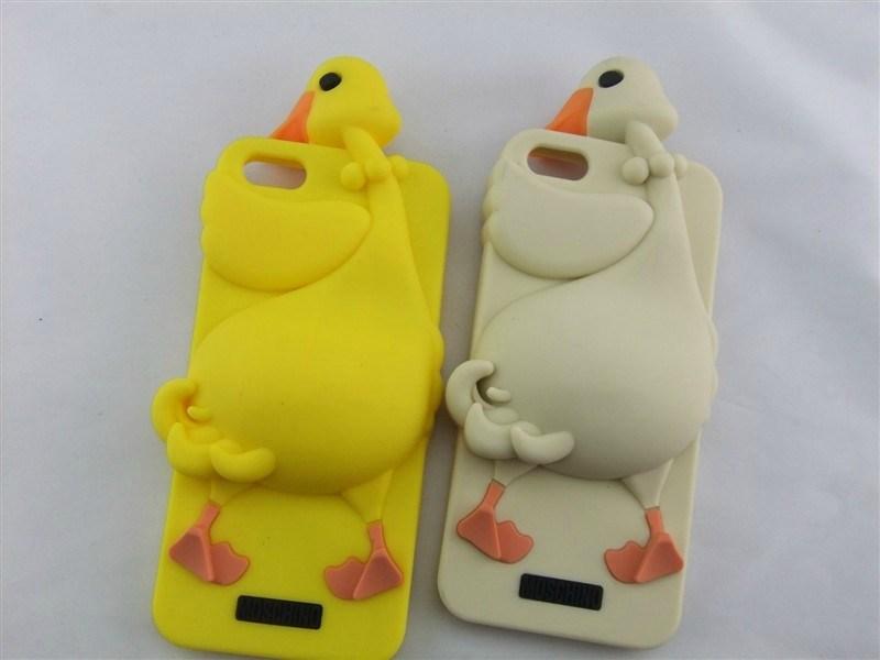 Funny Pig Colorful Cartoon Mini Silicone Key Parts (HY-KA-001)