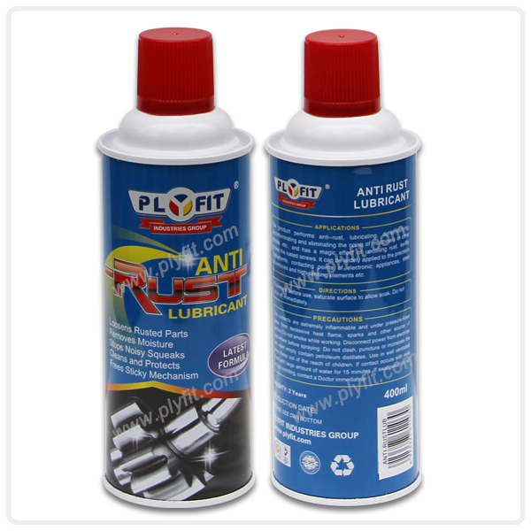 Penetrating Oil Rust Remover Lubricant