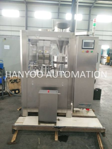 Automatic Dietary Supplement Capsules Filling Machine