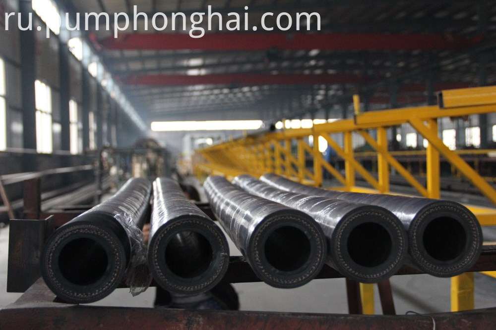 Rubber Pump Hose