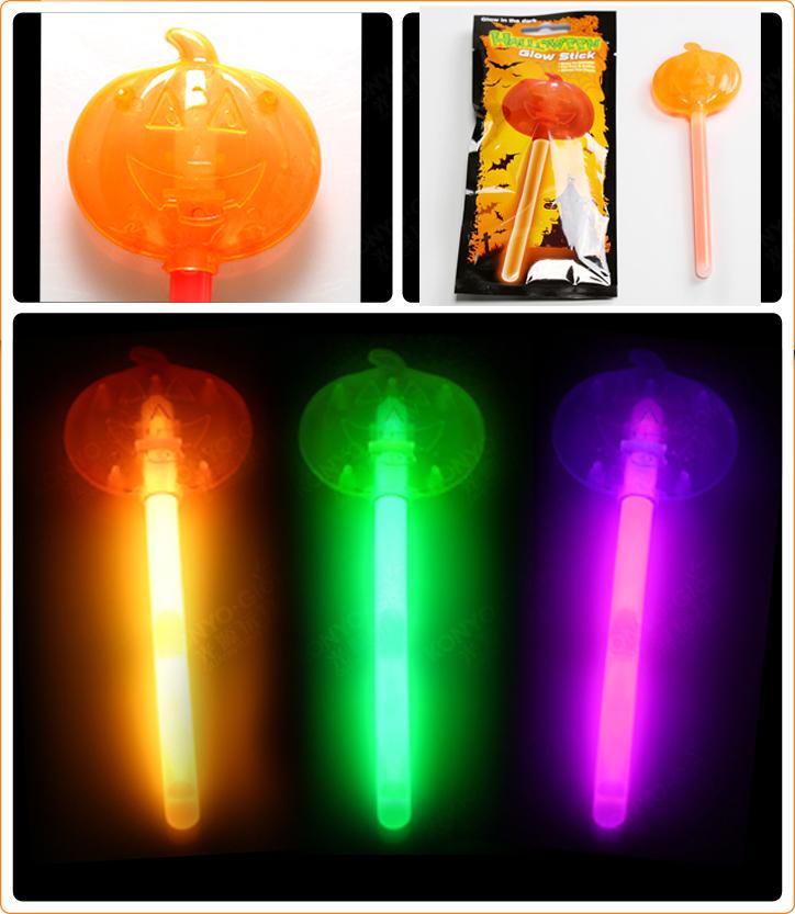 New Size Glow Pumpkin for Halloween