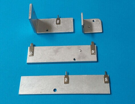 Electronic Stamping Aluminum Heat Sink (HS-AH-001)