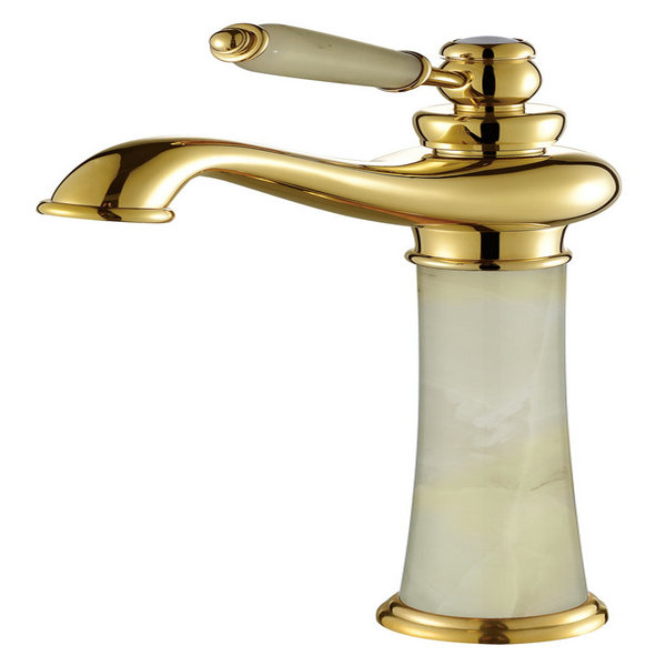 Jade Series Basin Faucet and Mixer