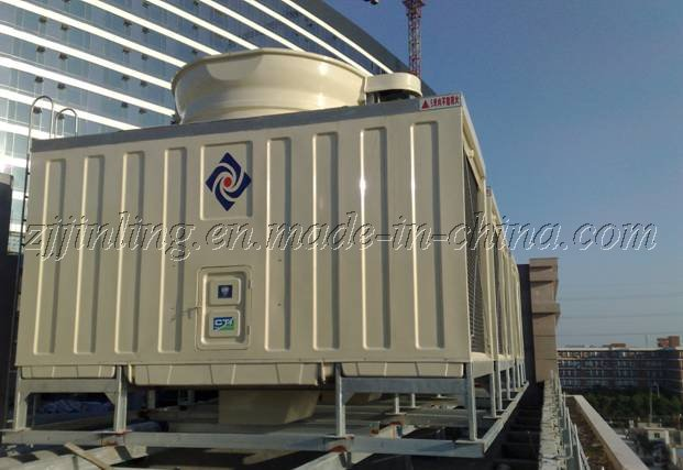 JNT Series Super Low Noise Cross Flow Rectangular Cooling Tower (JNT-150UL)
