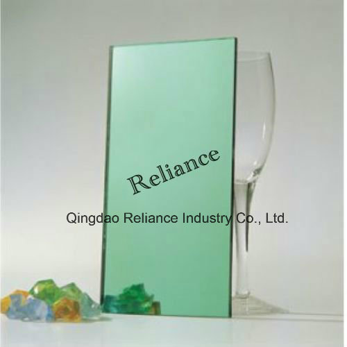 4-6mm Reflective Glass with Bronze Blue Green Grey