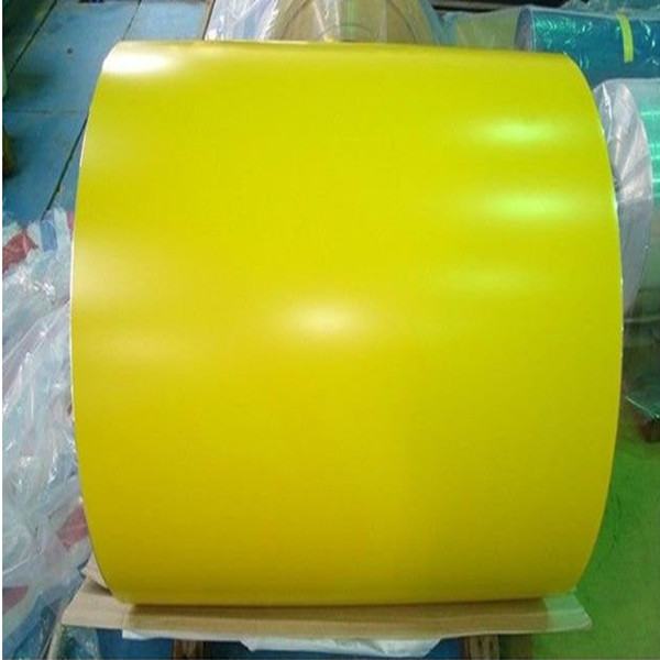 Baking Finished Prepainted Steel Coil