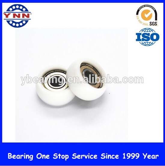 Top Quality Various Colors Plastic Bearing Machine Parts