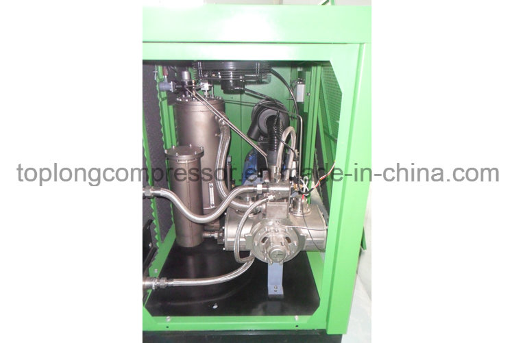 Made in Germany Oil Free Screw Air Compressor