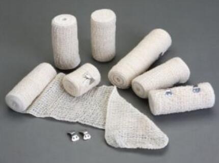 Natural Color Elastic Crepe Bandage