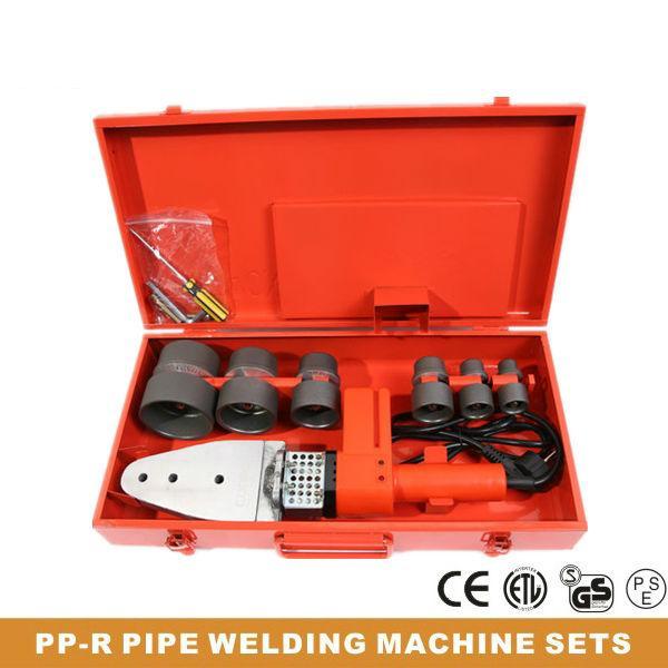 High Quality Plastic Pipe Welding Machine
