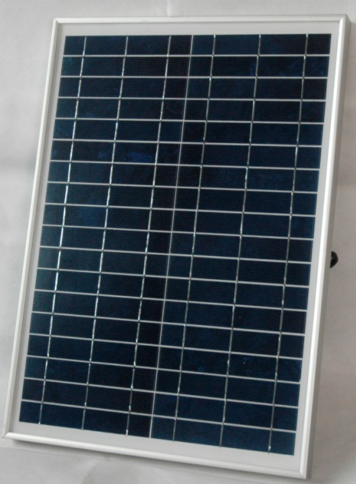 Long Life Time Warranty Bosch 20W Watt Solar Panel Kit