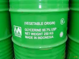 Glycerin for Industrtial Medicine Food Usage