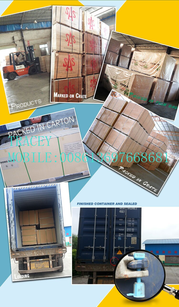 Bintangor Commercial Plywood