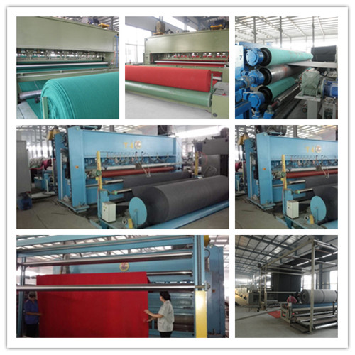 Disposal Non Woven Exhibition Carpet01