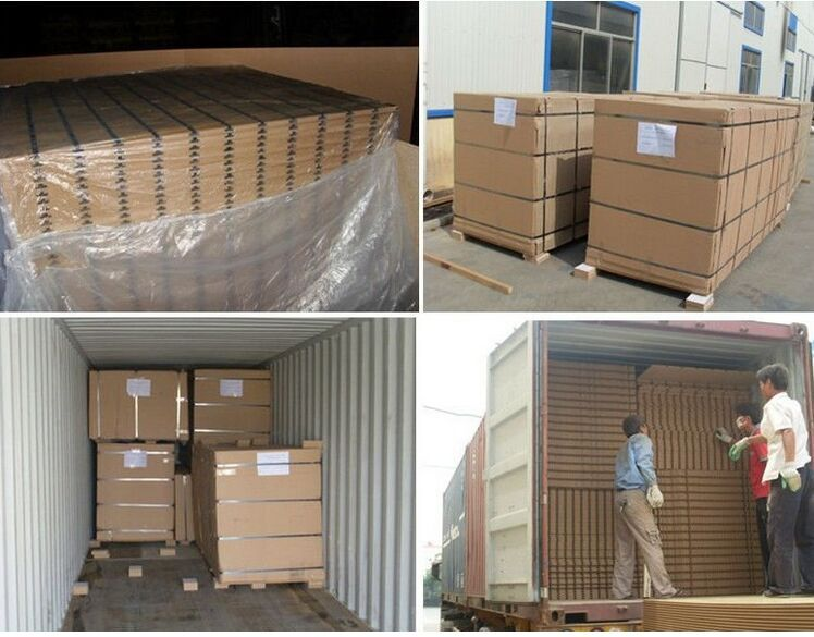 Slotted MDF Board/Slatwall Panel/Slatwall Board/Slatwall for Display