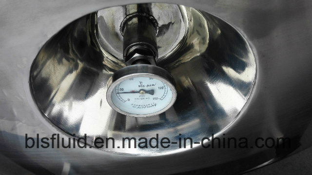 High-Efficiency Stainless Steel Cosmetic Lotion Making Mixer