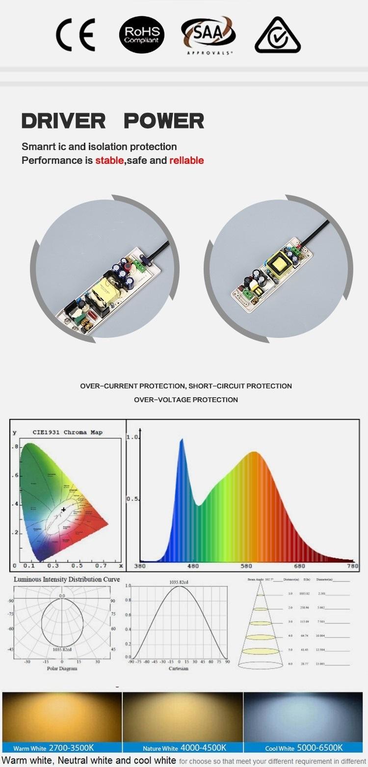 Ce RoHS 3 Yrs Warranty Project 12W/17W LED AR111 Lamp