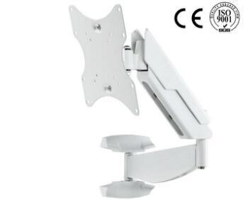 TV Mount Brackets Arm Type Gas Spring Adjustable LCD Mount