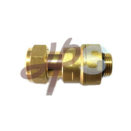 Water Meter Coupling for PE/PPR Pipe
