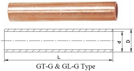 Gt-G & Gl-G Type Connecting Tubes/Connectors