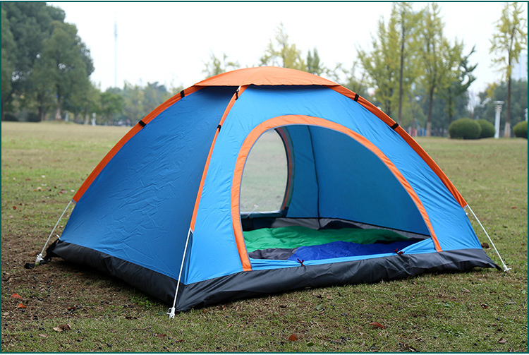 Top Grade 3 Room 12 Person Largest Camping Tent